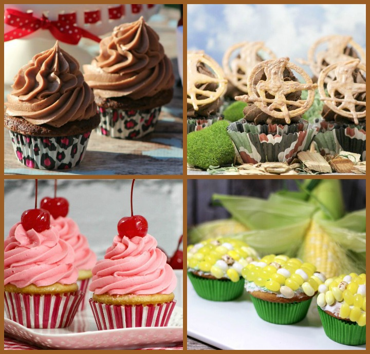 Looking for a fun cupcakes recipe for teens? Check out these beautiful watermelon cupcakes that will instantly invoke images of those summer BBQs!