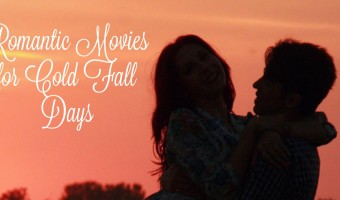 These best teen fall romance movies are so perfect for snuggling up on the couch for a little girl time with your BFF on those cold fall days!