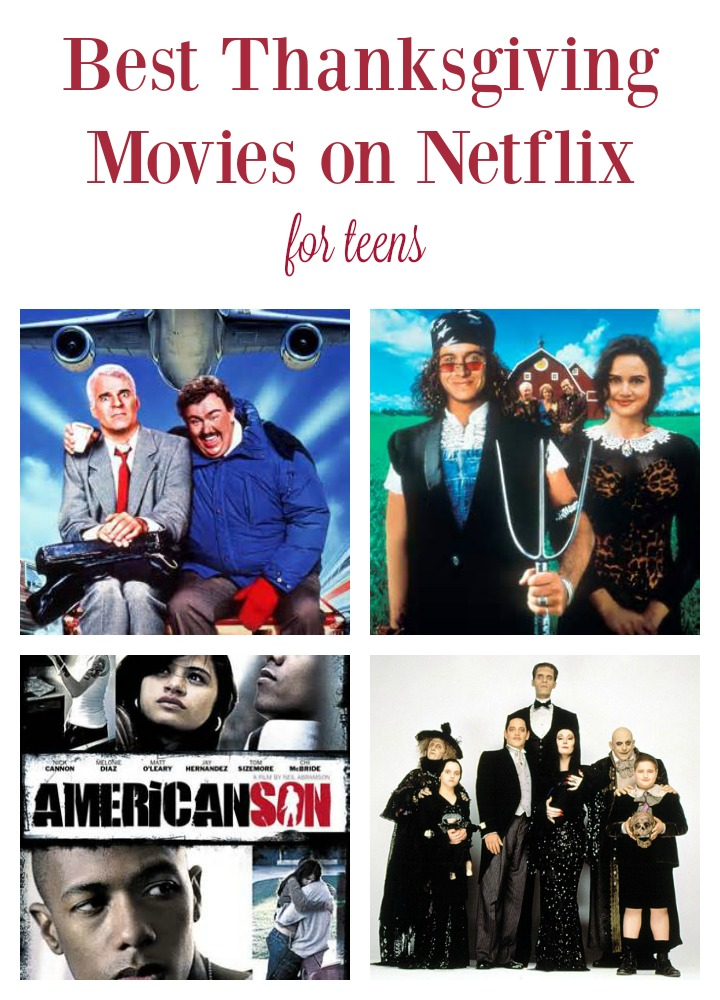 Looking for the best Thanksgiving movies on Netflix for teens? Take a look at our list. You will be surprised.
