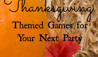 Looking for fun Thanksgiving party games for teens? Check out these smashing ideas that all your guests will love!