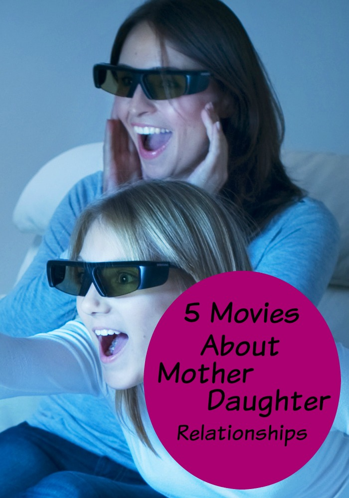 Looking for great movies about mother-daughter relationships to watch with your mom? Check out a few of our favorites! Some are sweet, some a bit twisty!