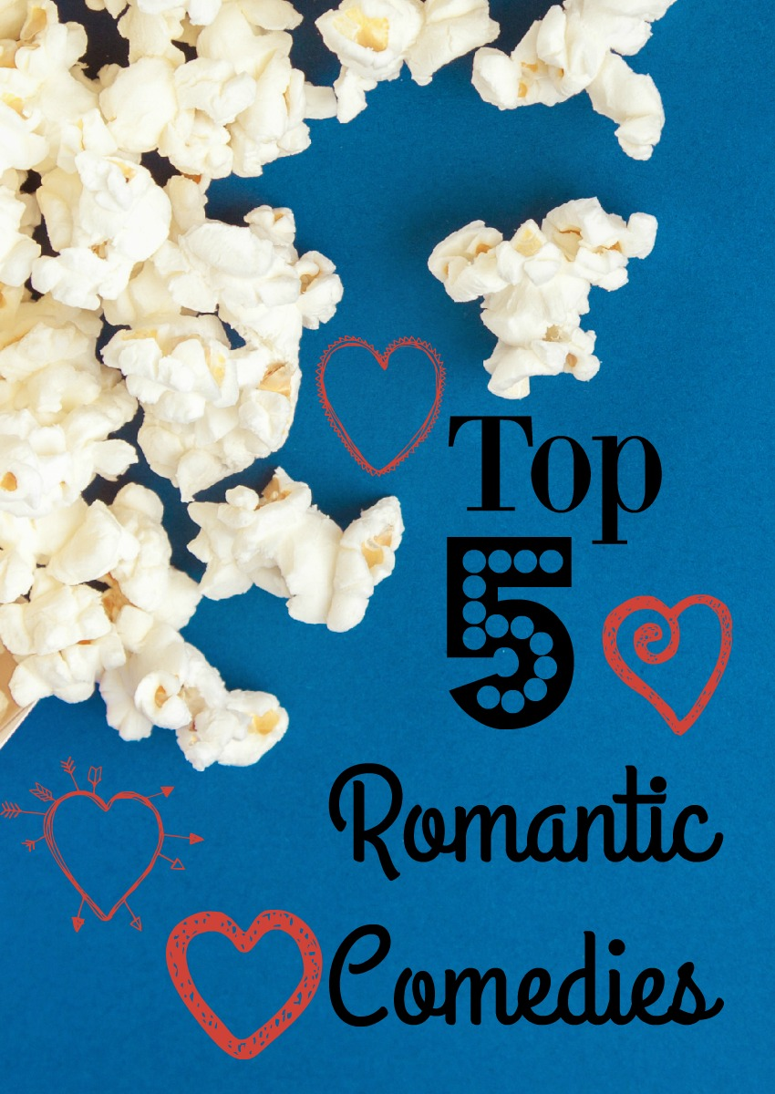 Settle in for a night of romance mixed with great laughs with our top 5 best romantic comedies! Check them out!