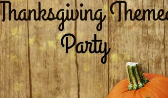 Planning a Thanksgiving party for all your friends during the break from school? Check out your guide to the must-have Thanksgiving party supplies!