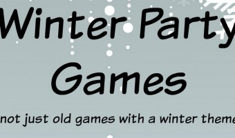 Planning a winter bash? Check out our favorite winter party games for teens that aren't just the same old games with a winter theme! You'll love them!