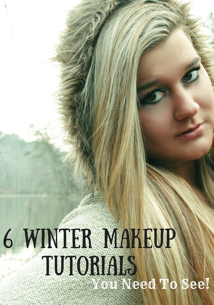 """Frost, shine and be your best self with our winter makeup tutorials that are perfect for teens. You won't want to miss the Adele """"Hello"""" album look."""