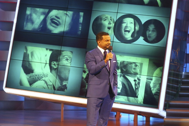 Alfonso RibeiroI On America's Funniest Hoem Videos Season 26