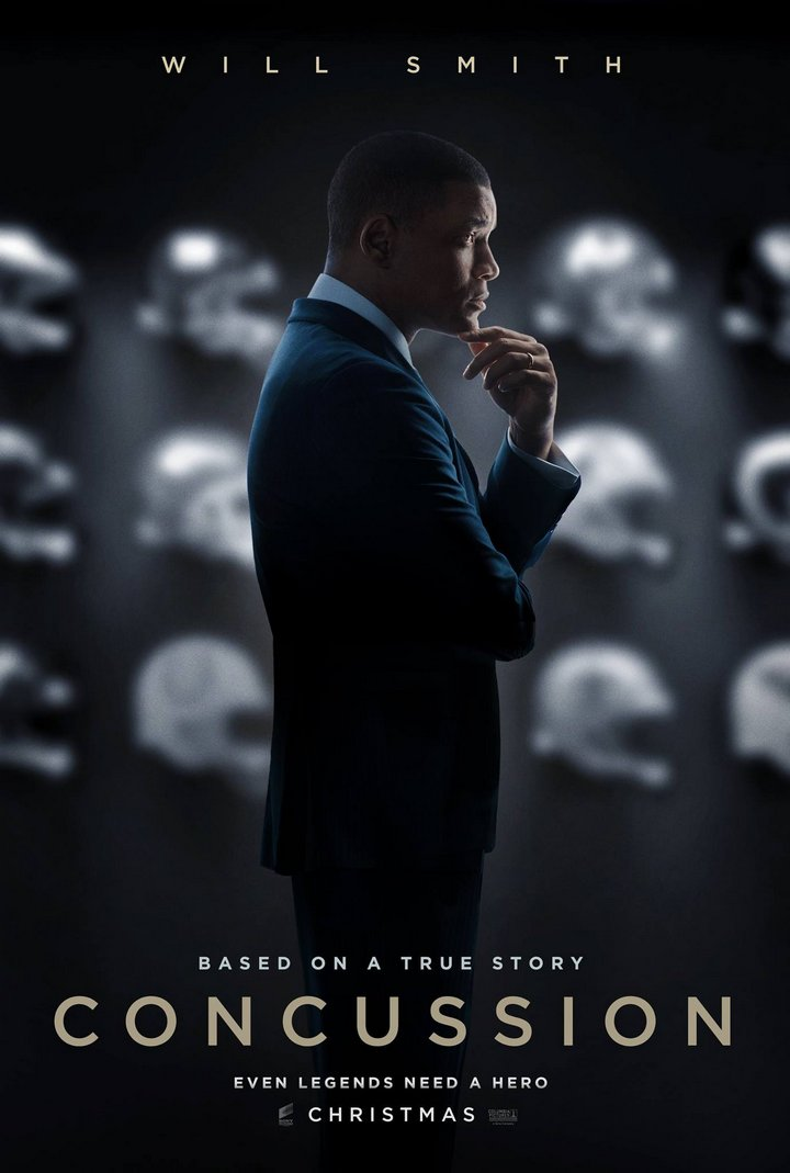 Looking forward to seeing the Concussion movie with Will Smith on Christmas Day? Check out our Concussion movie trivia & trailer preview!