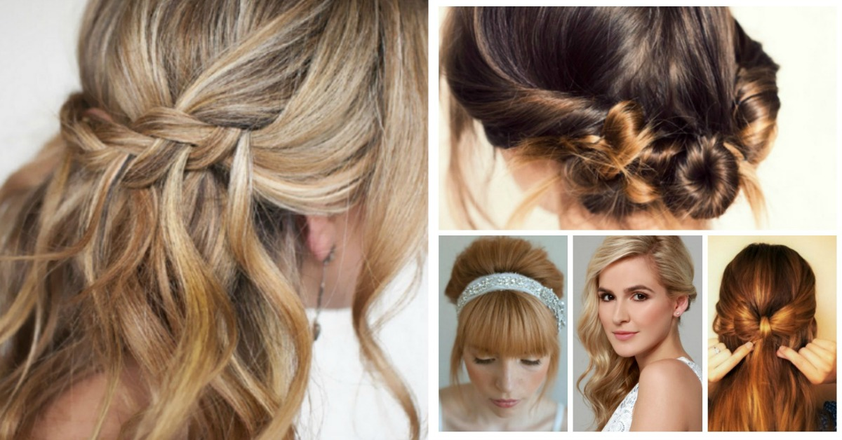 Romantic Hairstyles For New Years For Teens FB