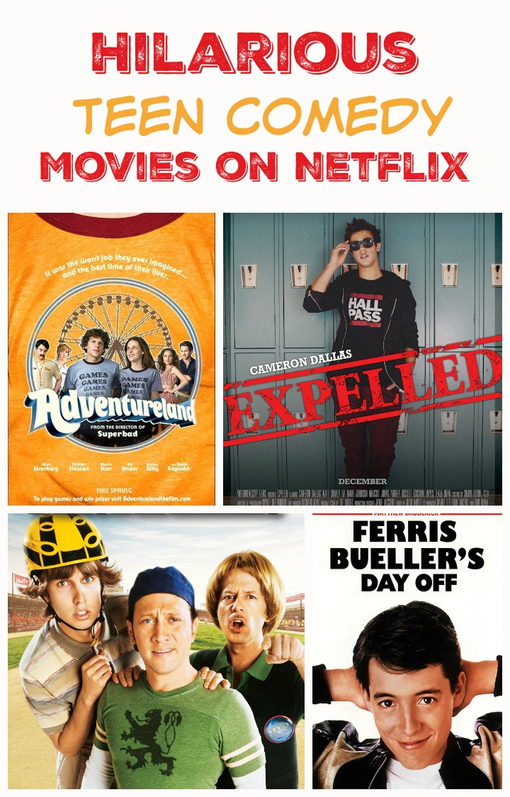 Best movies for teens on netflix