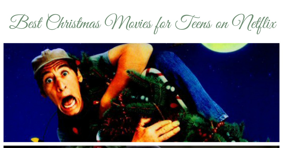 Best Christmas Movies for Teens on Netflix