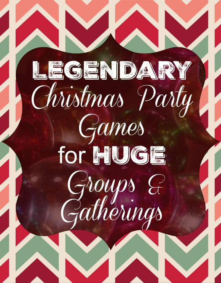 Planning Christmas party games for large groups is a must if you want to avoid dreaded awkward silences during your bash! Check out a few of our favorites!