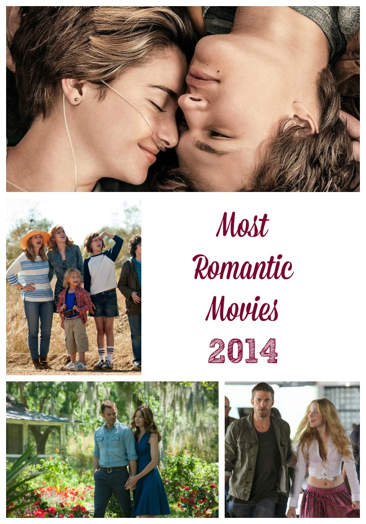 Some of the most romantic stories of the 21st century came out in 2014. From Fault in our Stars to Barefoot, we laughed and cried with our favorite characters.  Check out our picks for the best romance movies of 2014!