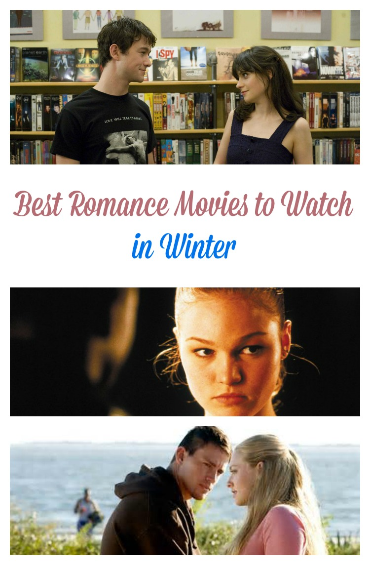 There's nothing quite like snuggling up with one of the best winter romance movies and a cup of hot chocolate on a snowy day. Check out our favorites!