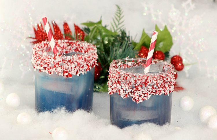 Planning a Christmas party this holiday season? You need awesome drink recipes to go along with the food! Check out this North Pole mocktail recipe!