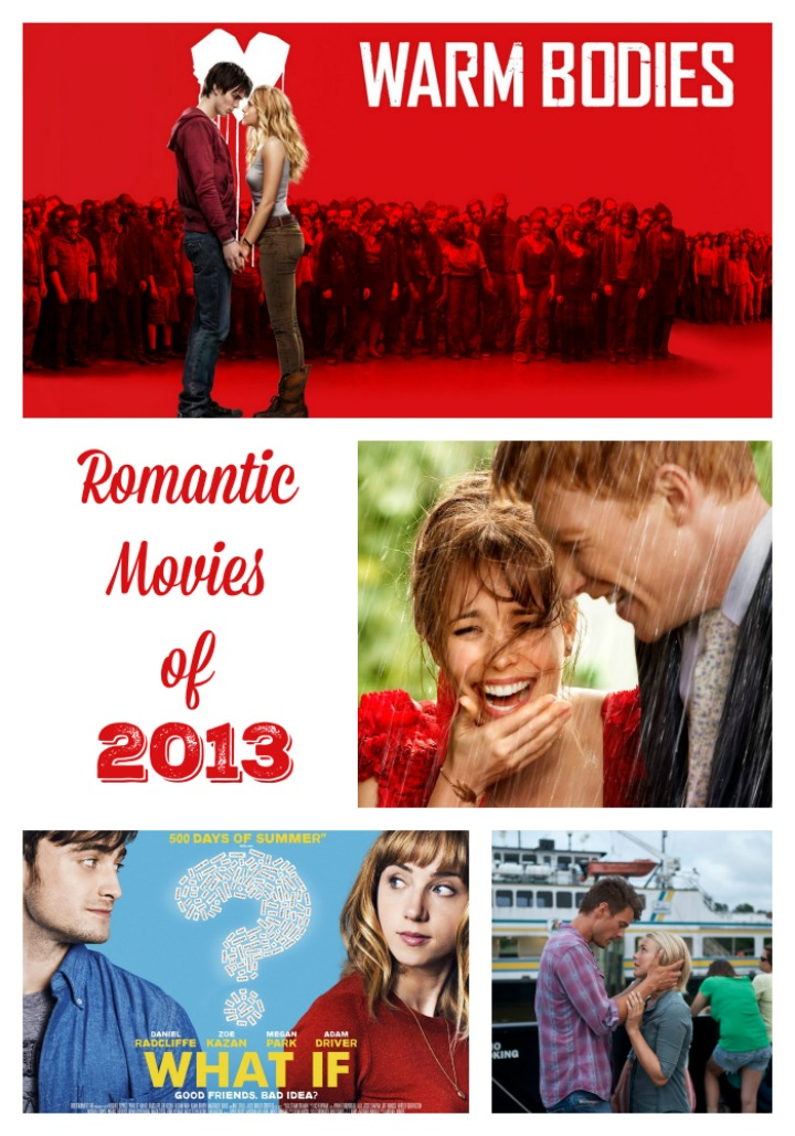 Check out the best romance movies of 2013 for all your fun flashback parties and reminiscing about the year!