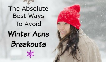 We've found the absolute best way to avoid winter acne breakouts. Want our secret? Come check it out!