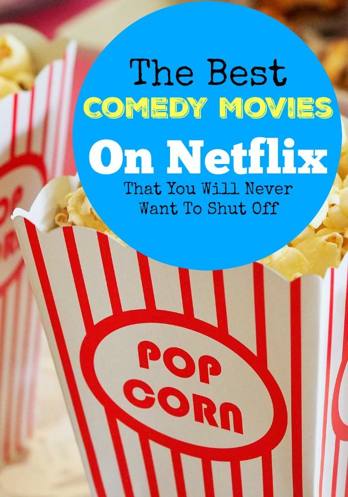 In the mood for a funny movie? We've gathered the best comedy movies on Netflix, so you don't have to. Check out our great list for your next movie night.