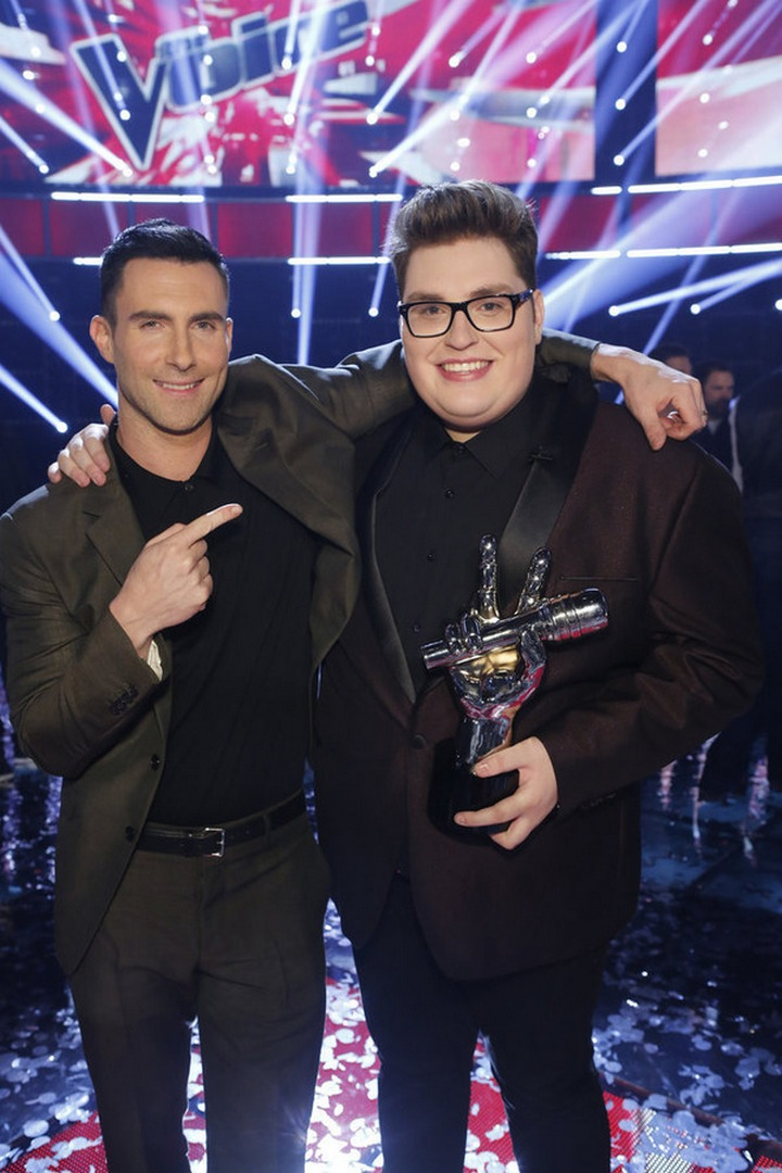 """THE VOICE -- """"Live Finale"""" Episode recap: And the winner is....Jordan! We're so excited for him! Check out our recap of the entire two-night event!"""