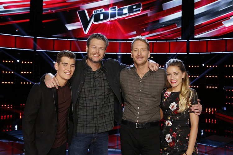Last night's Voice Season 9 Top 10 episode was a big event! Here were are with our final 10 contestants. One was eliminated at the end of the night, leaving us with the top 9. Who was it? Check out our recap to find out!