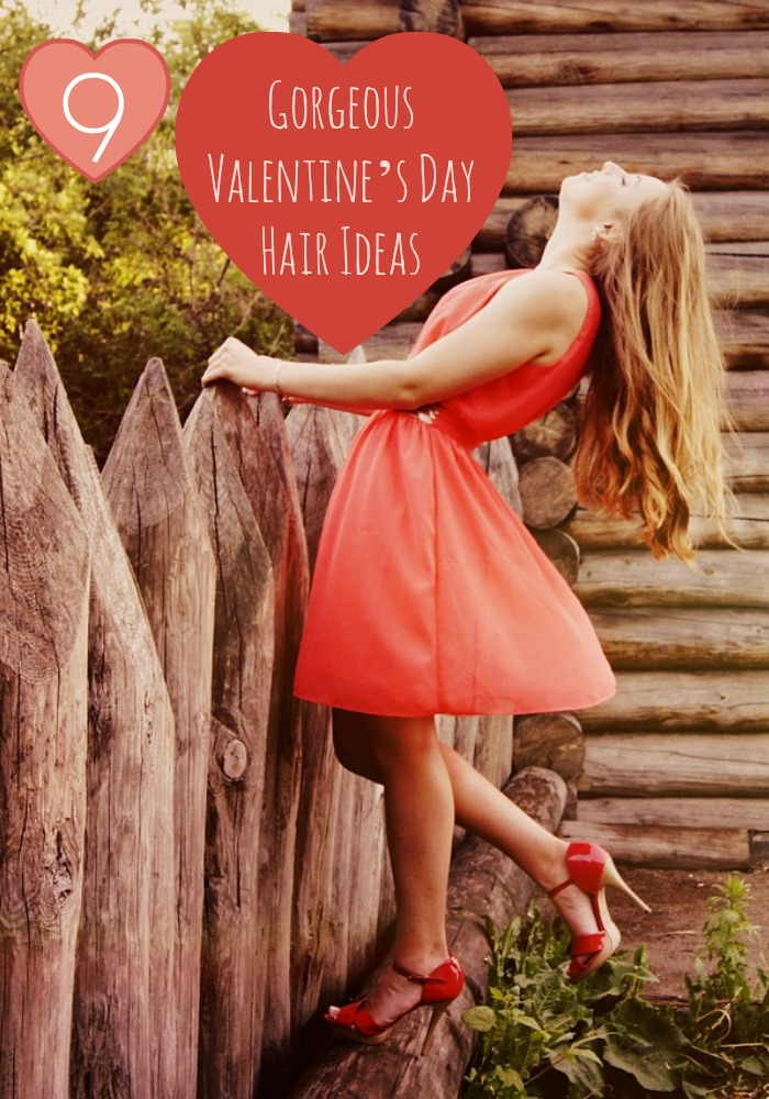 Need some beauty inspiration for your Valentine's Day hair? Check out all of our beautiful styles from braids to curls to beautiful mermaid hair!