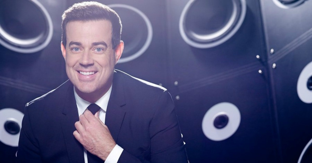 Behind The Scenes Of The Voice: Carson Daly Biography - My ...