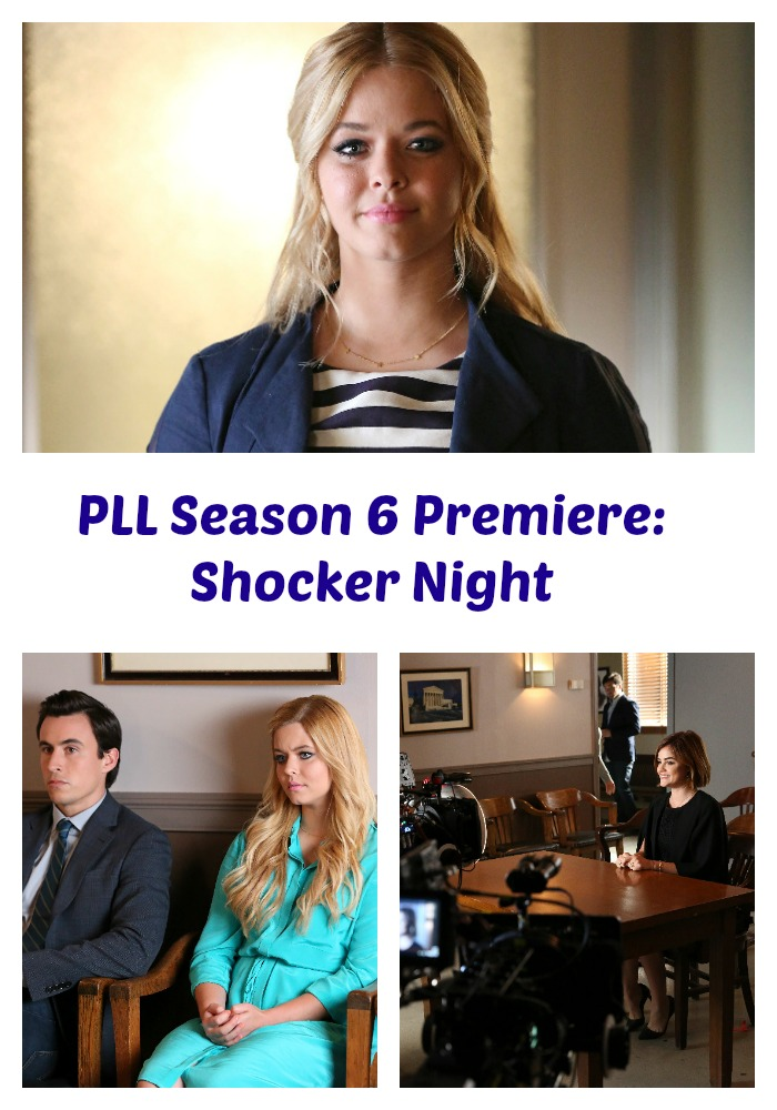 Pretty Little Liars Season 6 premiere recap shocker night: read our recap to know who died.
