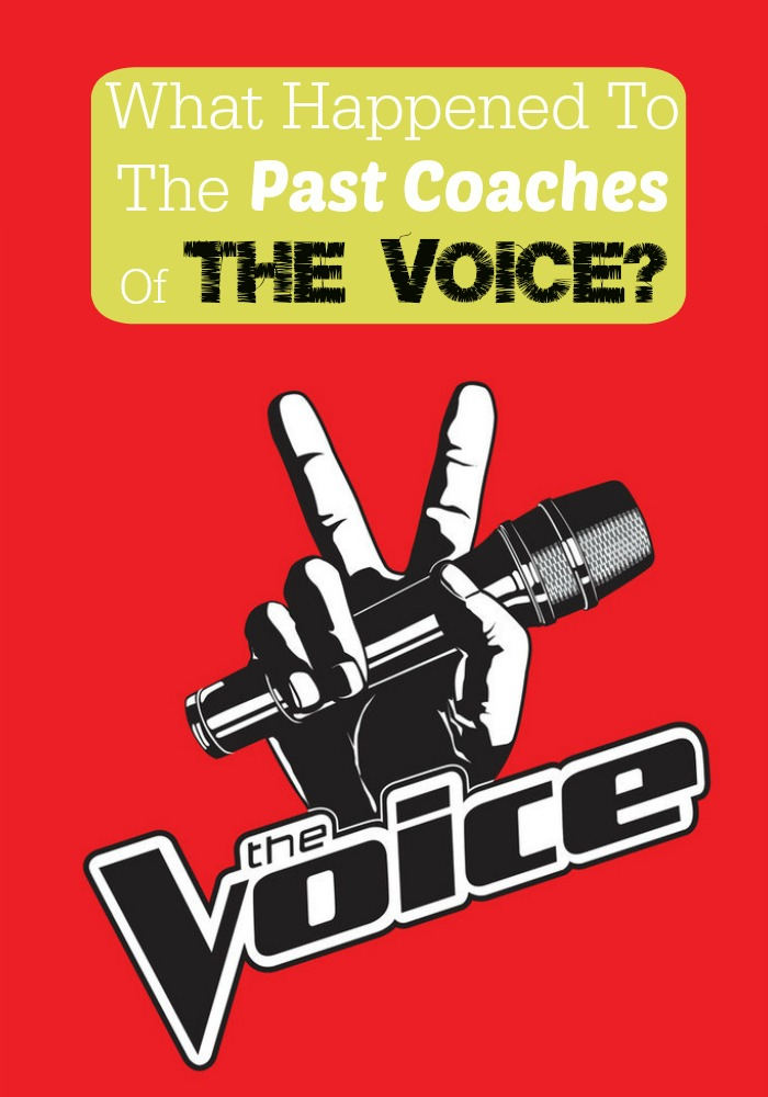 Wondering what happened to your favorite past coaches of The Voice? Get the scoop of who coached on the show when, and what they are doing now!