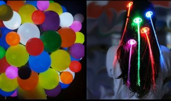 20 Ideas for an Epic Glow in the Dark Party