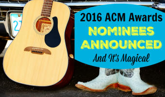 2016 ACM Awards Nominees Announced And It's Magical