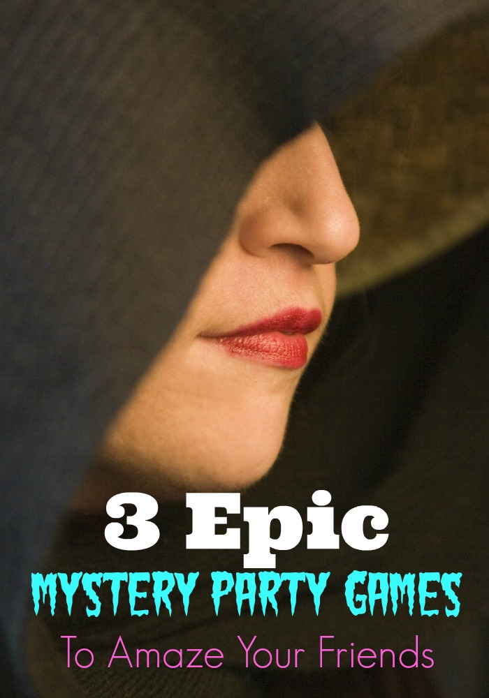 Did someone say mystery party games? I LOVE playing mystery party games! Check out my favorite games that will liven up your next party.