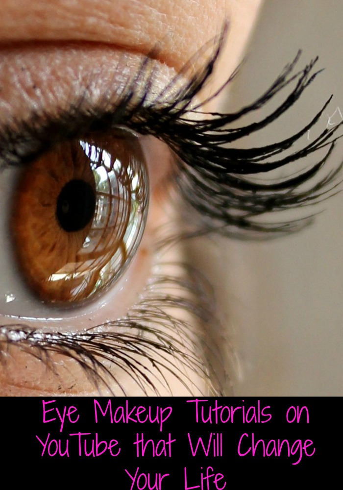 5 Eye Makeup Tutorials On Youtube That Will Change Your Life