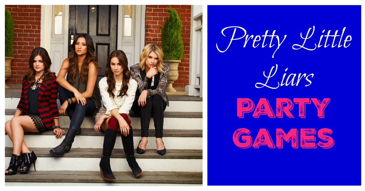 5 Pretty Little Liars Party Games That Are SoMuchFun
