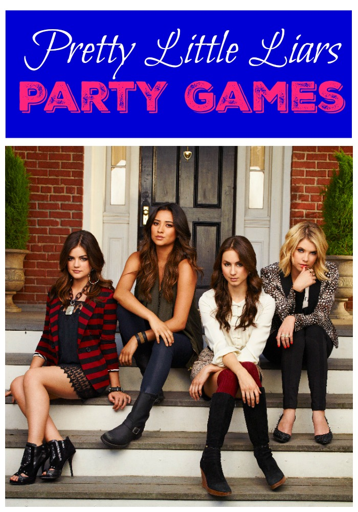 Throw the best party ev-ah with our Pretty Little Liars Party games. You won't want to keep this party a secret, these games are fun!