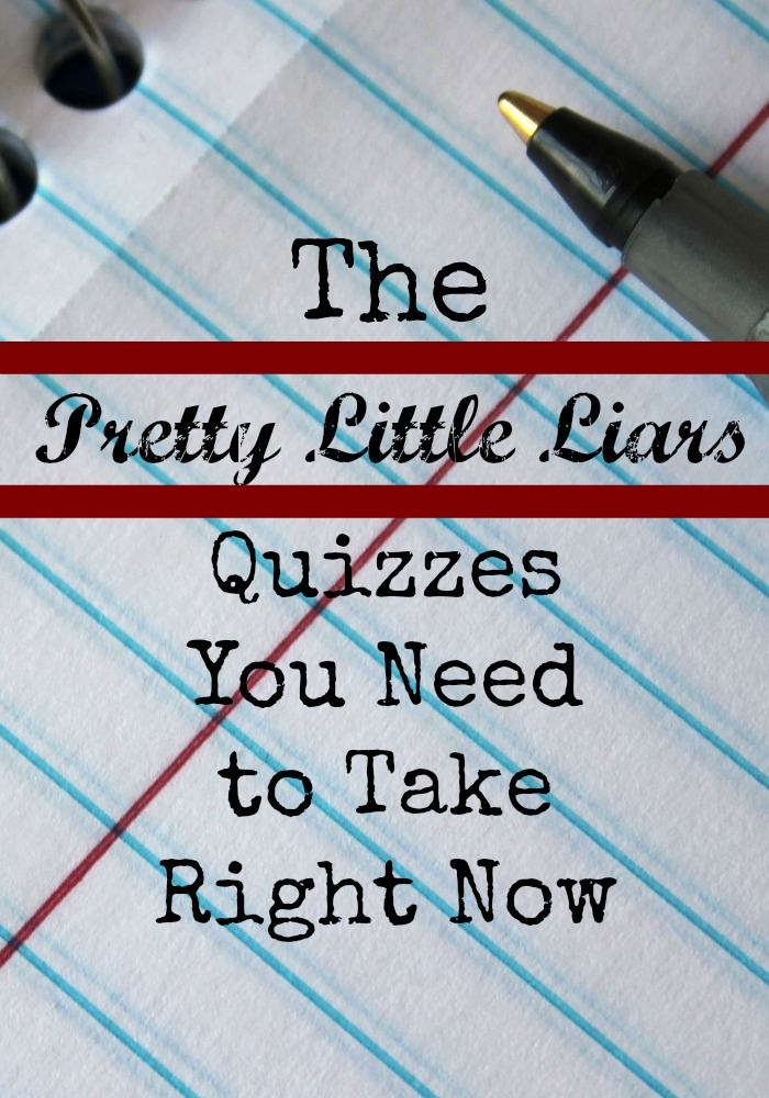 I love PLL so much that I have to take a few Pretty Little Liars quizzes and find out if I am a true fanatic. You might be surprised by the results!