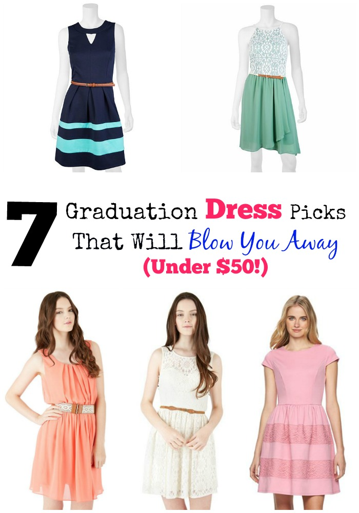 Spring is here! It's time to start shopping for the best graduation dress, it's right around the corner. See our savvy girl picks that will blow you away!