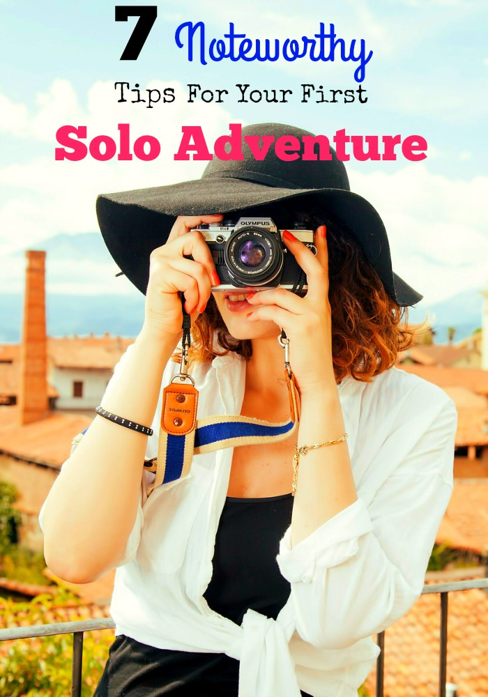 Brave enough to try your first solo adventure? Check out these seven awesome tips for traveling abroad alone. Stay safe and have the time of your life!
