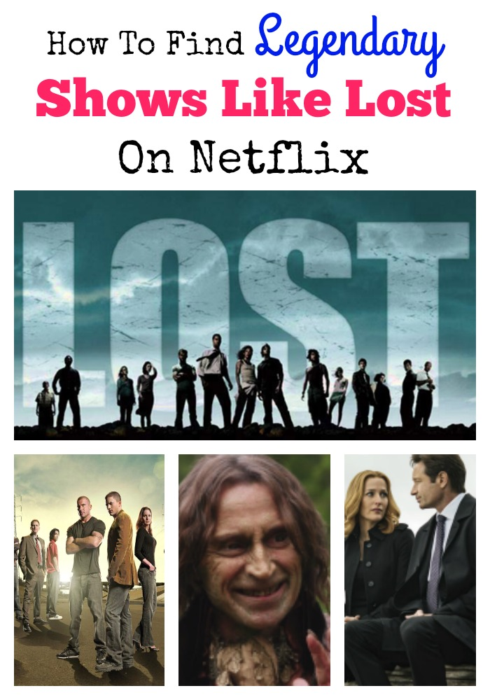 I loved watching the tv show Lost, and have been searching for similar shows like Lost on Netflix. Need inspiration? Check out my list of shows to watch!