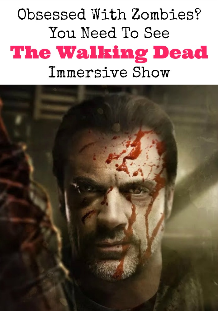 Zombie lovers unite, the Walking Dead Immersive Show is going to make your wildest... nightmares come true! See the details of the show!
