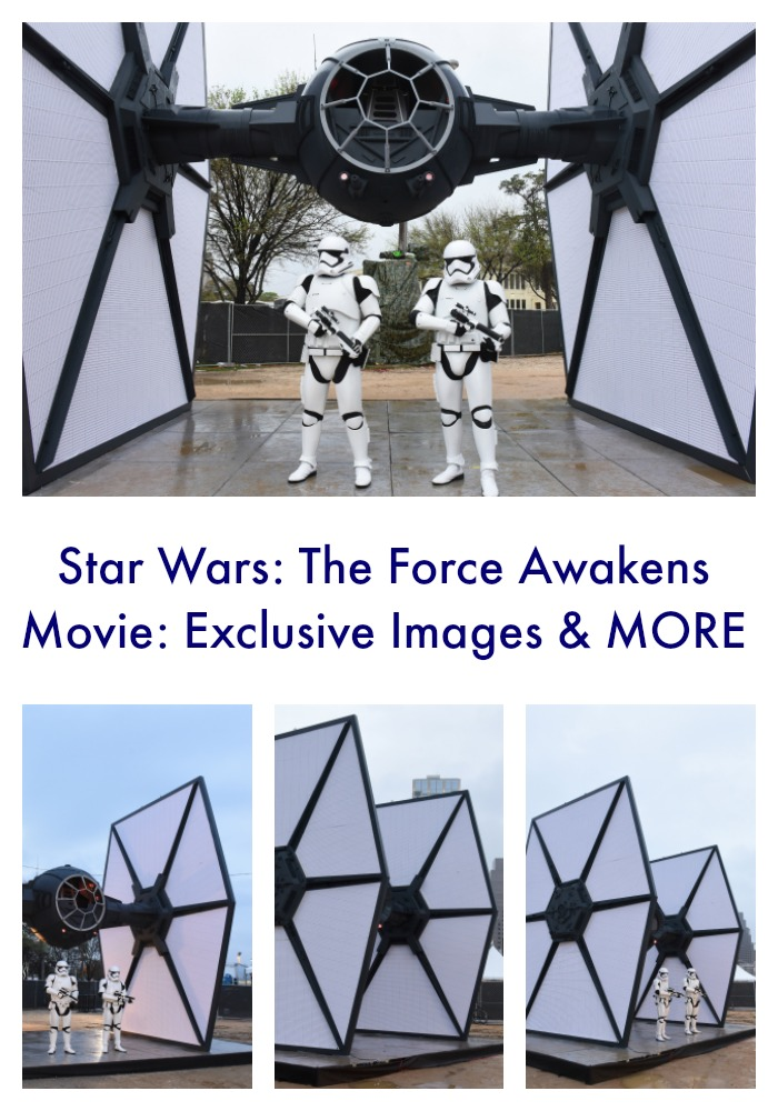 Star Wars The Force Awakens Movie Images From The First Order landing at SXSW