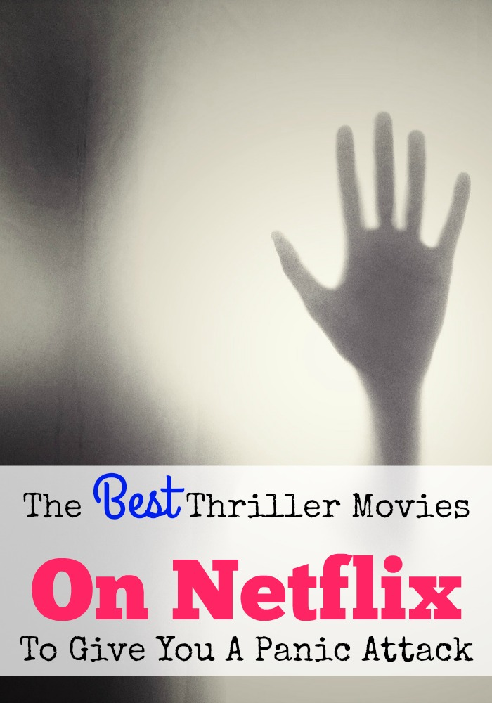 Love a good scare? See the best thriller movies on Netflix streaming right now that are sure to get your heart racing. Just leave the lights on!