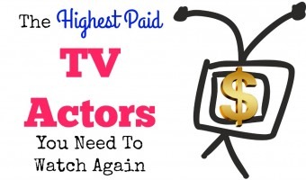 The Highest Paid TV Actors You Need To Watch Again