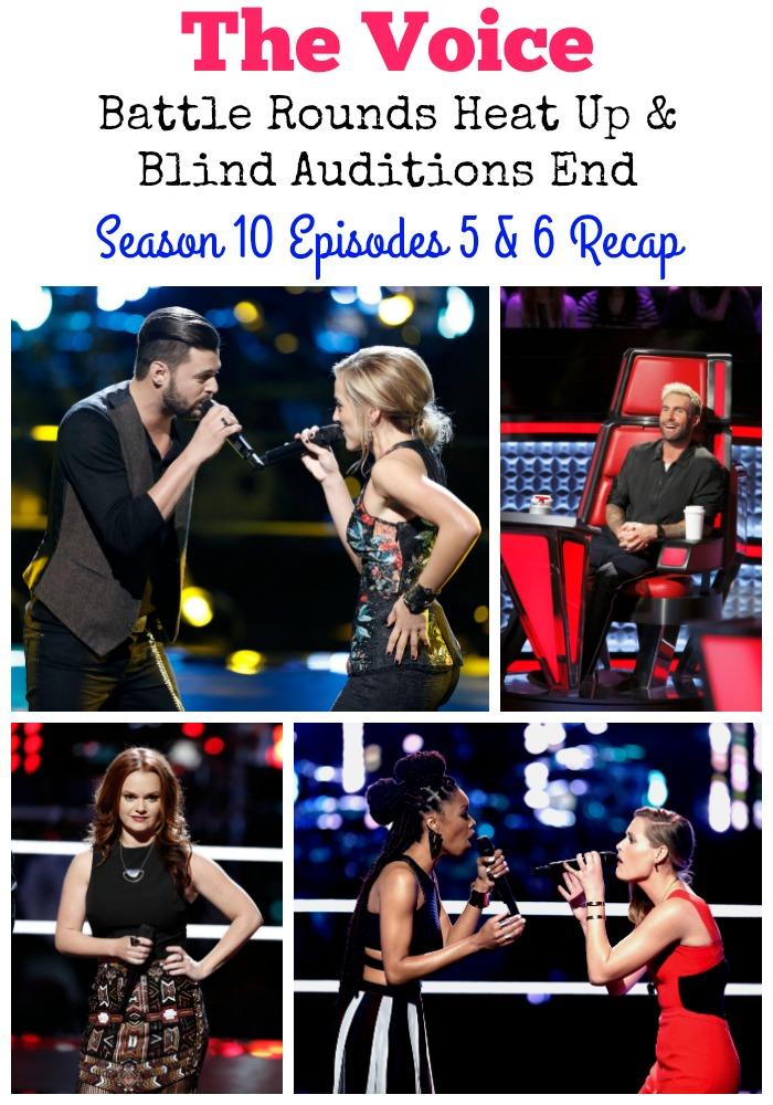 Voice (Season 2) Episode 6 English sub - video dailymotion