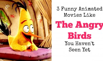 3 Funny Animated Movies Like The Angry Birds You Haven't Seen Yet