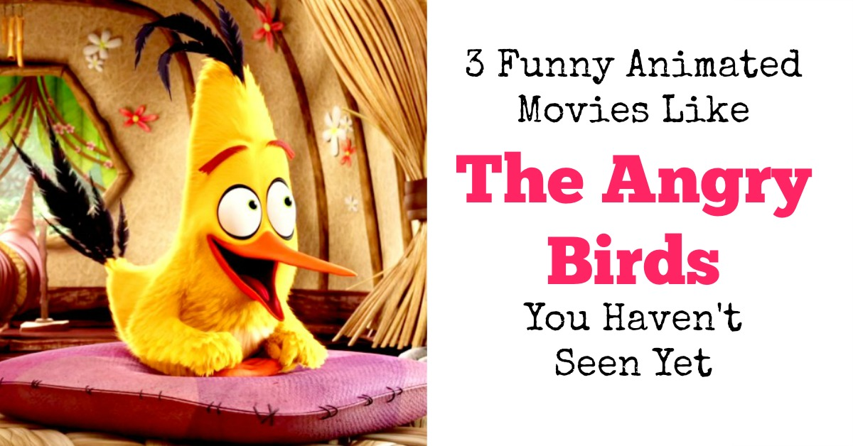 3 funny animated movies like the angry birds you haven 39 t seen yet. Black Bedroom Furniture Sets. Home Design Ideas