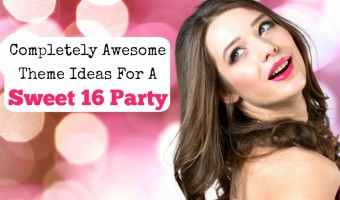 Completely Awesome Theme Ideas For A Sweet 16 Party