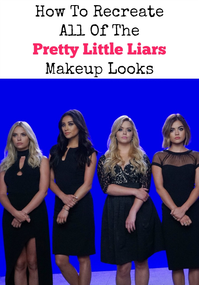 Each of the Pretty Little Liars makeup looks are so different. Check out these tutorials and snag their style! Is your makeup more Spencer or a Hanna?