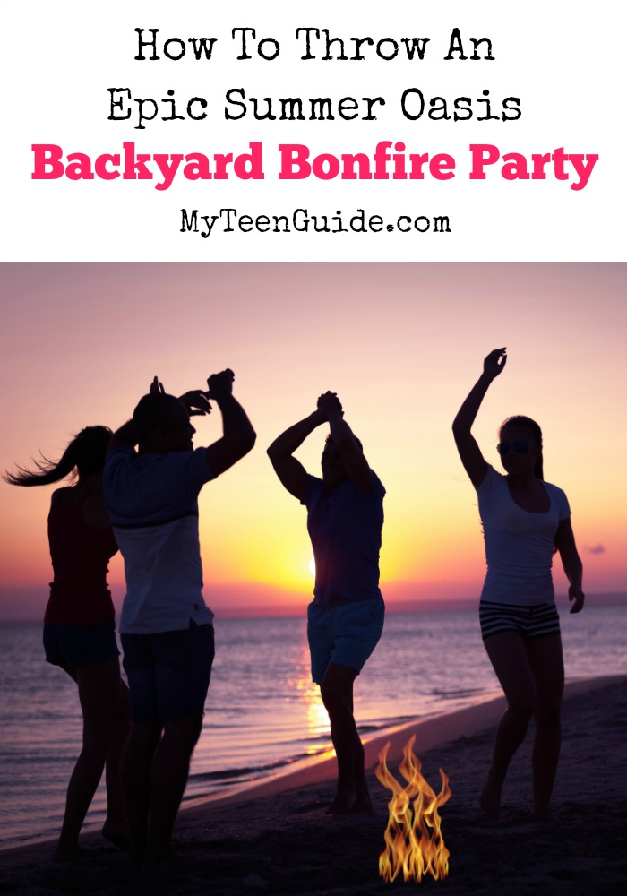 It's almost backyard bonfire party season again. There's not much that beats sitting around a campfire with your squad. Do you have everything you need to make your party epic?