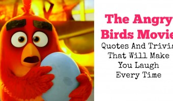 The Angry Birds Movie Quotes And Trivia That Will Make You Laugh Every Time
