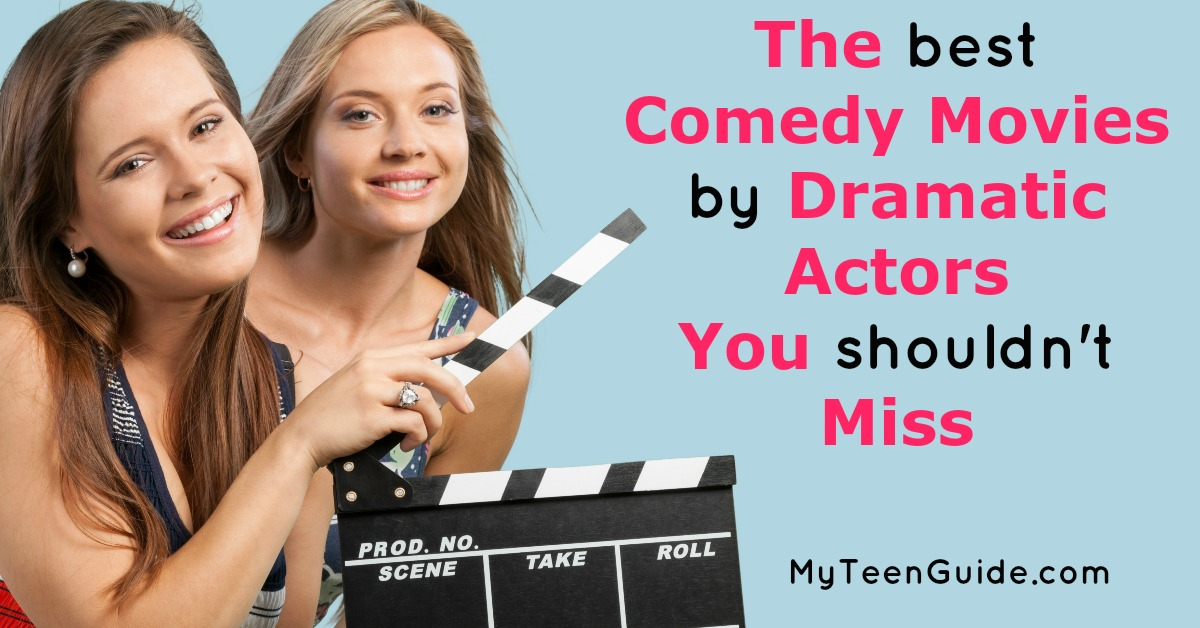 The Best Comedy Movies By Dramatic Actors You Shouldn't Miss