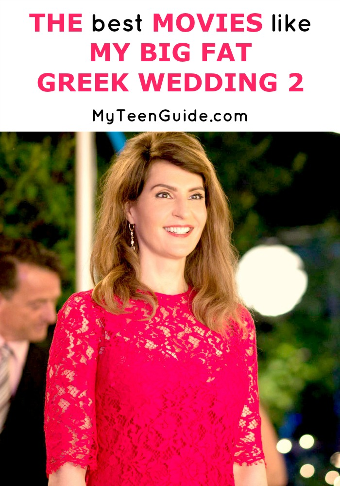 My Big Fat Greek Wedding 2 is so my family. Every mannerism, picking at each other I srsly would fit right in with funny movie. If you saw the first movie and are excited about the second you may be wondering what other movies are like My Big Fat Greek Wedding 2. You came to the right place because I'm always looking for movies to watch, especially funny comedy! Check out a little more about the new movie, plus other movies like My Big Fat Greek Wedding 2 with a click.